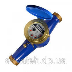 """Лічильник холодної води 1"""" GROSS MTK-UA 25 крильчатий, R 80 Gross"""