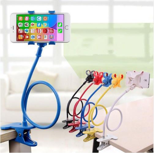 Универсальный держатель для телефона с прищепкой (гибкий)