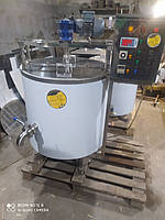Котел сыроварня кпэ-100 с чиллером охлаждения кпэ-200