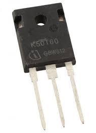 Транзистор IKW50N60TFKSA1 TO-247 50A/600V IGBT