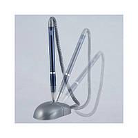Ручка Axent шариковая Desk pen, синяя