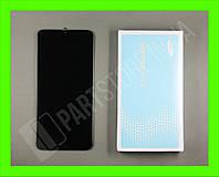 Дисплей Samsung M105 Black M10 2019 (GH82-19124A) сервисный оригинал (без рамки)