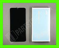 Дисплей Samsung А107 Black А10S 2019 (GH81-17482B) сервисный оригинал (без рамки)