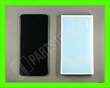 Дисплей Samsung А307 Black А30s 2019 (GH82-21190A) сервисный оригинал в сборе с рамкой