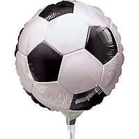 Фольгированный мини-шар Футбольный мяч (Anagram)