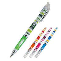 Ручка Axent шариковая Still, синяя (полибег)