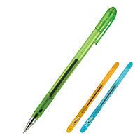 Ручка Axent шариковая Supra, синяя (полибег)
