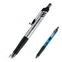 Ручка Axent шариковая автоматическая Dodge, черная