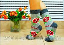 Шкарпетки з вовни, ангори жіночі