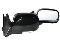 Зеркала наружные ВАЗ 2107 ЗБ-3107П Black сферич. с указ.пов. (пара)