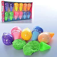 Набор для творчества шариковый пластилин