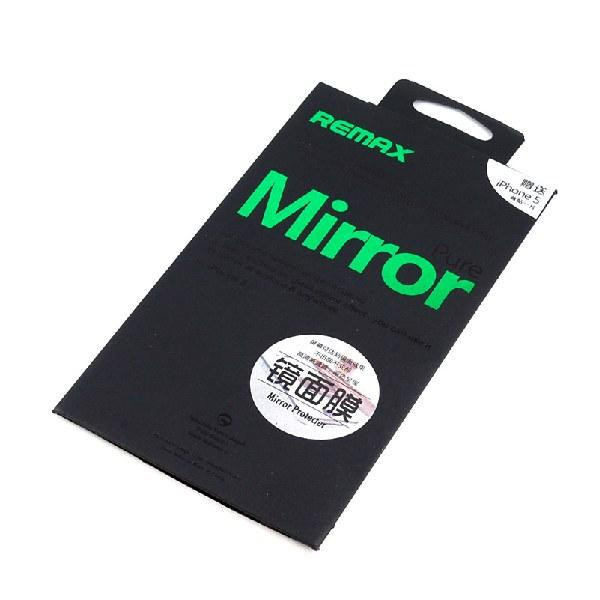 Пленка Remax для iPhone 5 Зеркальная (31404)