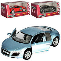 Машина метал. Audi R8