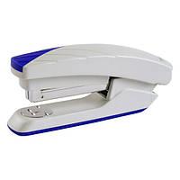 Степлер Axent Duoton пласт., №24 / 6 20 л, серо-синий   4721-02-A