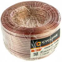 Кабель акустический CYCLONE 2*1,5мм