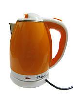 Чайник Domotec MS 5022 Оранжевый , фото 1