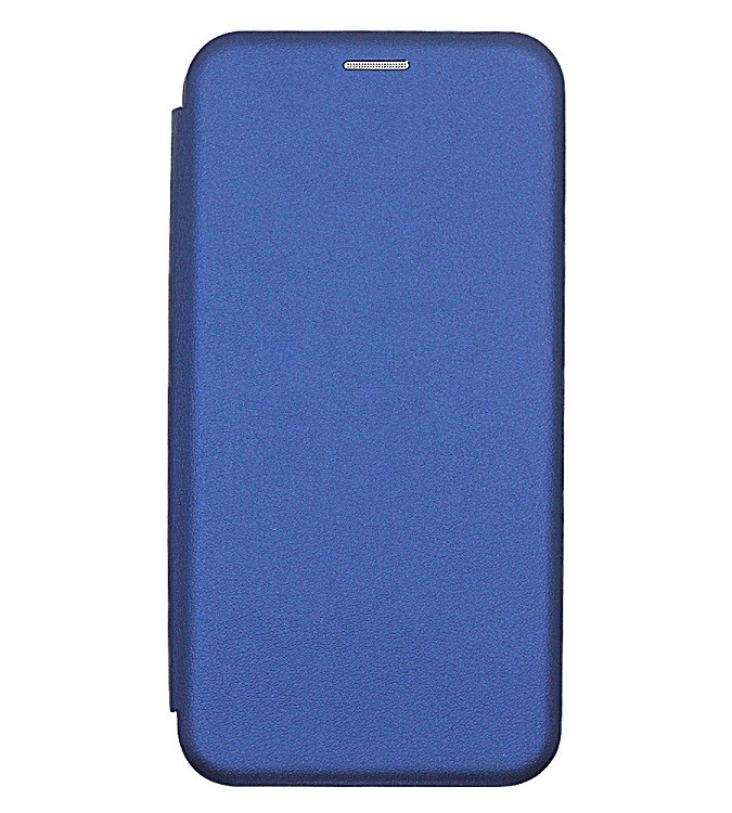 Чехол-книжка Premium Edge Leather для Xiaomi Redmi GO Blue (GO-B001)