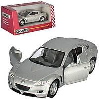Машина метал. Mazda RX-8