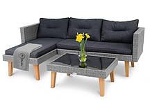 🔥 Комплект (набор) мебели для сада Imola DV-001GF серый-графит