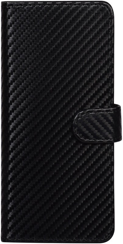 "Чохол-книжка TOTO Book Carbon Fiber Universal Cover 4,7-5,3"" Black (101616)"