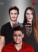 Страшный головной убор на хэллоуин, фото 1