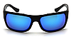 Защитные спортивные очки Venture Gear Vallejo с голубыми поликарбонатными линзами