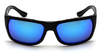 Защитные спортивные очки Venture Gear Vallejo с голубыми поликарбонатными линзами, фото 1