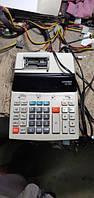 Печатающий калькулятор CITIZEN CX-126 II № 201205