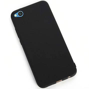 Силиконовый чехол Epik Candy для Xiaomi Redmi Go Черный (692040)