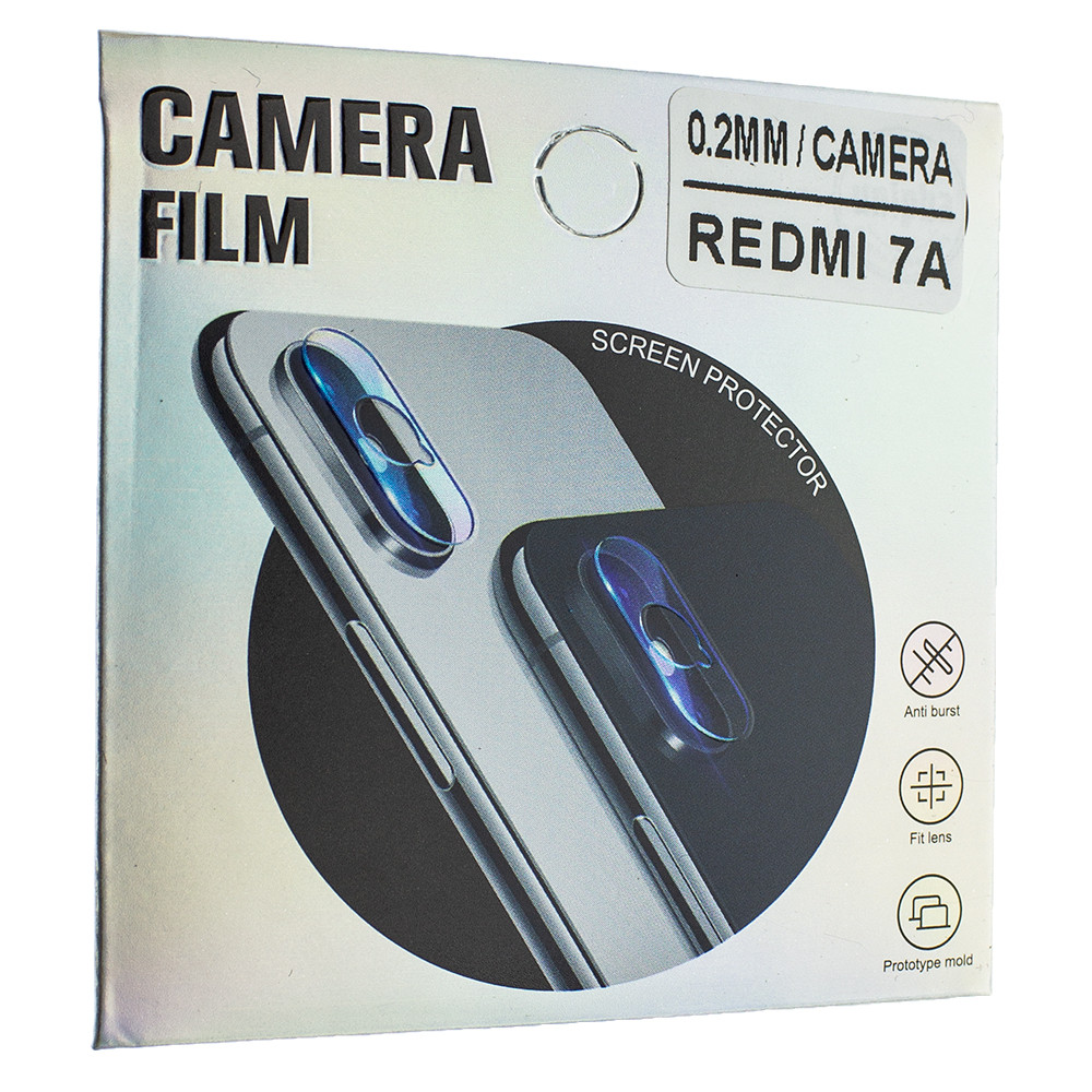 Защитное стекло Wsfive для камеры Xiaomi Redmi 7A Прозрачный (00007663)