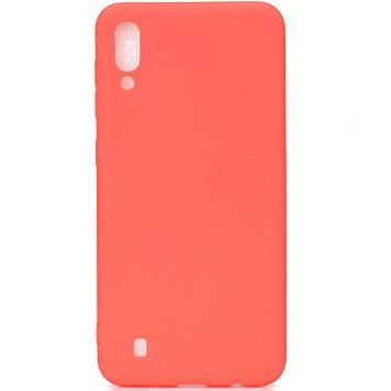 Силиконовый чехол Epik Candy для Samsung Galaxy M10 Красный (691950)