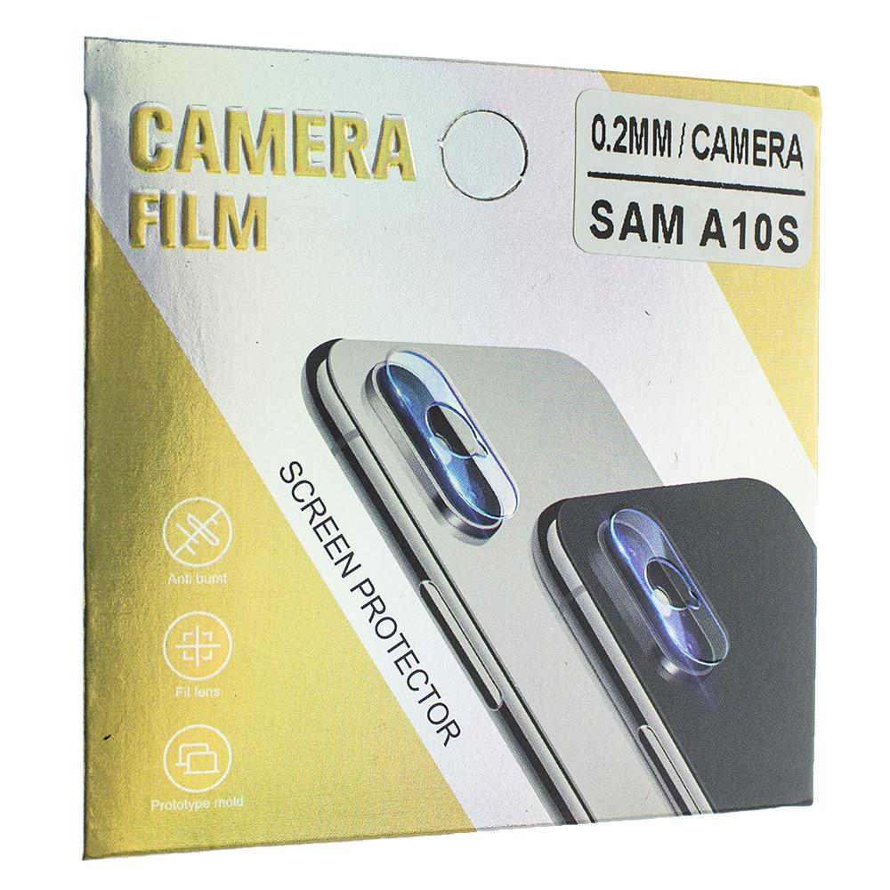 Защитное стекло Wsfive для камеры Samsung Galaxy A10s 2019 A107 Прозрачный (00007371)