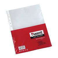 Файл Axent А4 +, глянцевый, 90мкм (20 шт.)  2009-20-A
