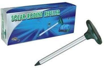 Отпугиватель вредителей на солнечной батарее Solar Rodent Repeller