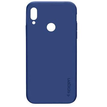 TPU чехол SPIGEN для Xiaomi Redmi 7 Синий (713294)