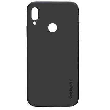 TPU чехол SPIGEN для Xiaomi Redmi 7 Чорний (713278)