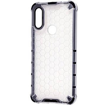 Ударопрочный чехол Epik Honeycomb для Xiaomi Redmi 7 Прозрачный (715228)