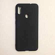 Чехол для Samsung A11/M11 SMTT Black