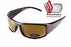 Защитные очки  Рolarized Florida-1 коричневые