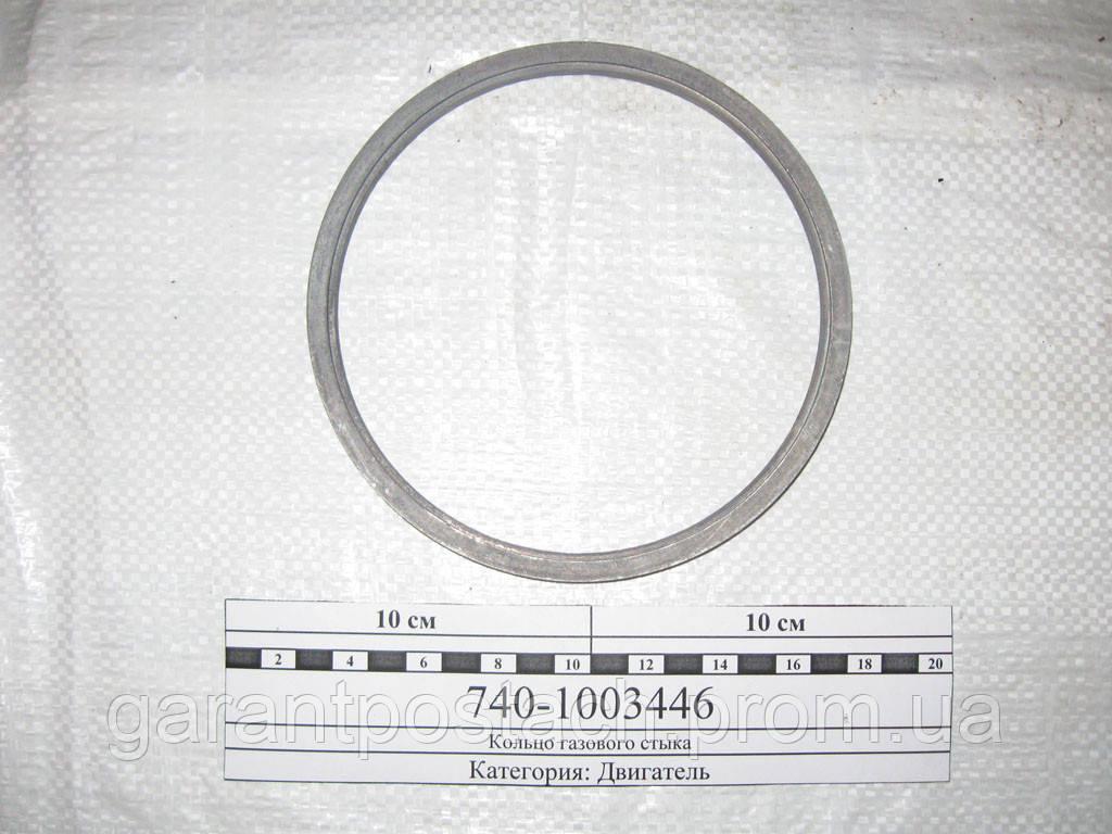Кольцо газового стыка КамАЗ (завод ИНТЭК, Россия)