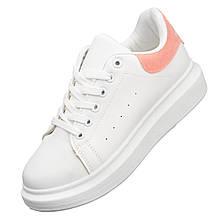 Жіночі кеди Ailifa 38 White Pink (hub_uu83e7)