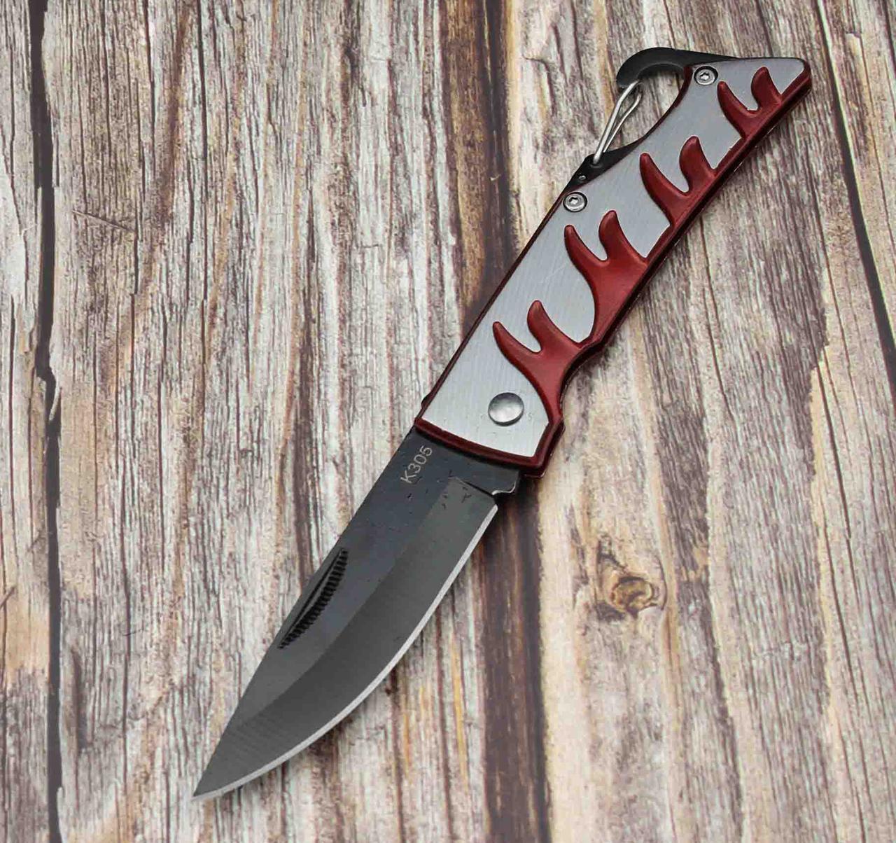 Нож Hongjiegangli K305 0001 / Карабин