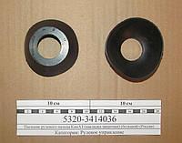 Пыльник рулевого пальца КамАЗ (накладка защитная) (большой) (Россия) 5320-3414036
