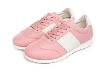 Кросівки жіночі Casual classic 40 Pink-white (822-3 50)