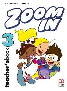 Zoom in 3 Teacher's Book