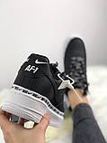 Кроссовки Nike Air Force 1 '07 SE Premium, кроссовки найк аир форс 1 '07, фото 9