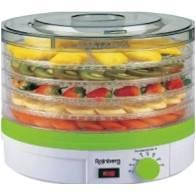 Электросушилка  Rainberg RB-912 для овощей и фруктов 800 Вт