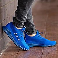 Кроссовки кеды мужские красные стильные South Fresh BLUE Текстиль