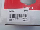 Сайлентблок задньої балки 551601R000 Hyundai Accent IV Solaris і Kia Rio III, фото 5