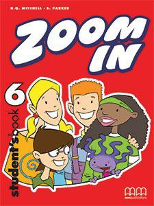 Zoom in 6 Student's Book+Workbook with CD-ROM